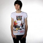 Owl T-Shirt from Alive and Well
