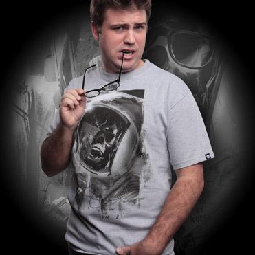 Space Odyssey Basic T-Shirt at JiNX