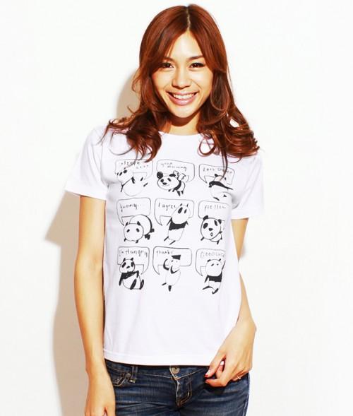Twitter Panda Shirt