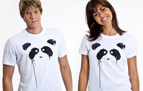 Panda, por Tobias Fonseca