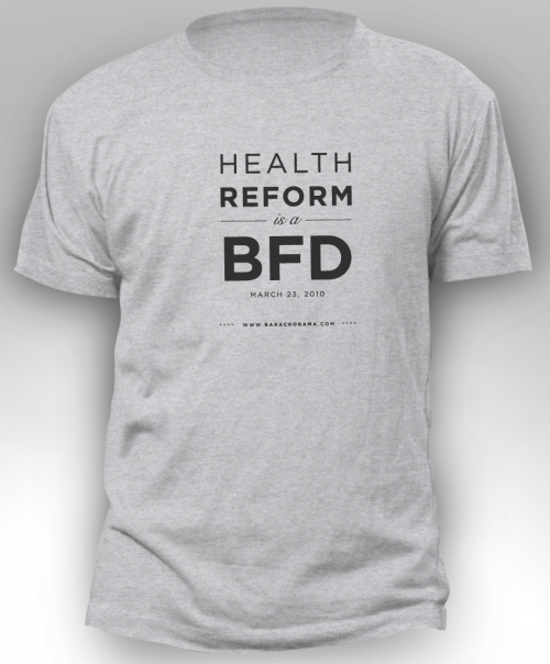 Health Reform is a BFD