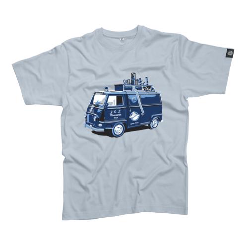 SOS REVENANTS t-shirt by Grib-s