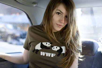 WWF T-Shirt $20 at Busted Tees