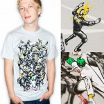 Clown wars T-Shirt by georgeslemercenaire at LaFraise