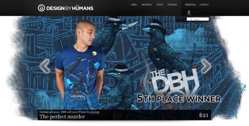 The perfect murder T-Shirt