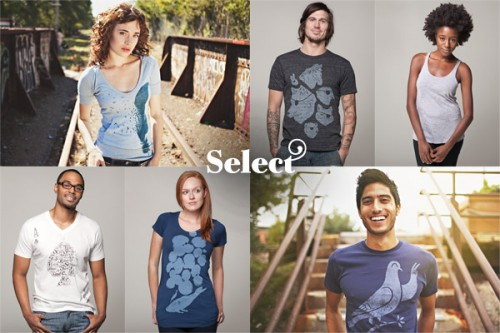 Threadless Select Relaunched