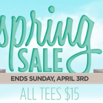 $15 T-Shirts in Design by Humans Spring Sale