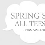 Uneetee Spring Sale