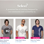 Threadless Select Sale $19 Tees for Guys Only
