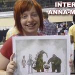 Interview with Anna-Maria Jung aka Queenmob