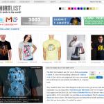 The Shirt List