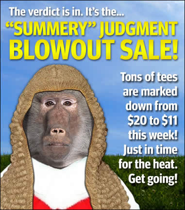 Headline Shirts Summery Blowout Sale