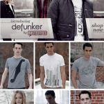 Busted Tees relaunch Defunker