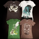 Making Friends is Easy: Comics-on Tees from Threadless