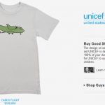 UNICEF-Cargo-Flight T-Shirt