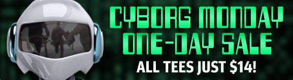 Headline Shirts Cyber Monday Sale