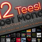 Tshirt Laundry Cyber Monday Sale