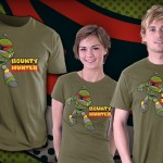 Bounty Hunter Star Wars Toy Story T-Shirt