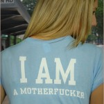 I AM A MOTHERFUCKER - Epic Beard Man T-Shirt