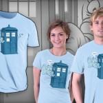 Who? Doctor Who Horton Hears a Who Doctor Seuss Mashup T-Shirt