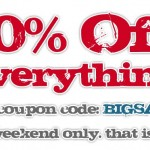 Huge sale at Anonymous LA: 40% Off Everything