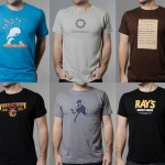 6 New T-Shirts at Busted Tees! Think Different!