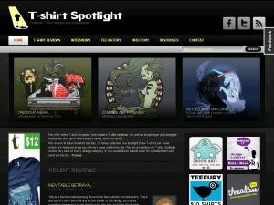 T-Shirt Spotlight