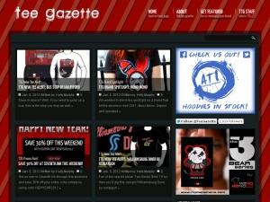 Tee Gazette