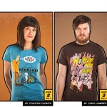 Monkey Around: Comics on Tees Vol. 4 from Threadless