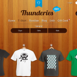Thunderies T-Shirts