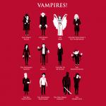 Vampires! T-Shirt