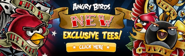 Angry Birds Tees Angry Birds Space Tee Reviewer