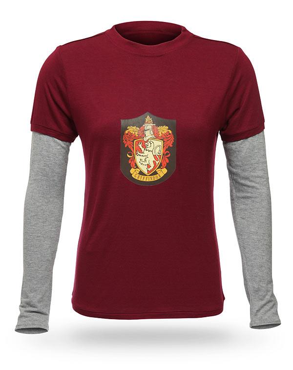 Hermione's Gryffindor Longsleeve Shirt