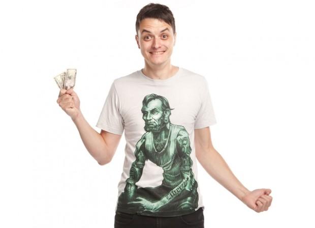 I Got $5 on It T-Shirt by Tim Shumate