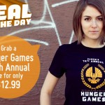 74th Annual Panem Hunger Games T-Shirt