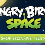 Angry Birds Space T-Shirts