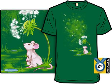 Dandelion Drops T-Shirt