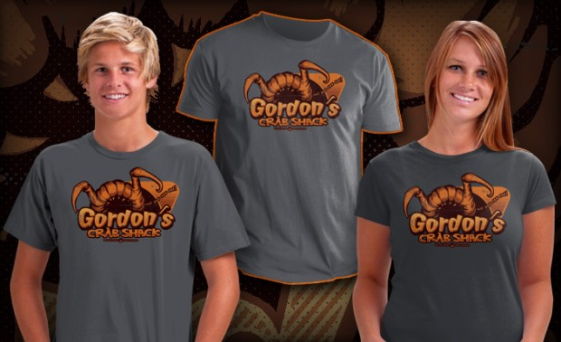 Gordon's Crab Shack T-Shirt