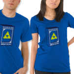 In Case of Evil Legend of Zelda T-Shirt