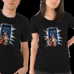 Legopolis Lego Doctor Who T-Shirt