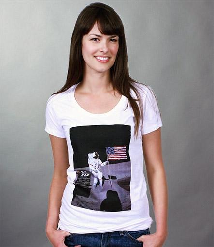Moon Hoax T-Shirt