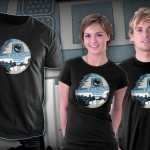R2-Deathstar Star Wars T-Shirt