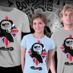 Sherlock's Mind Sherlock Holmes T-Shirt