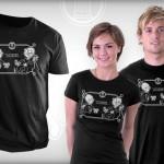 Silent Comedy T-Shirt