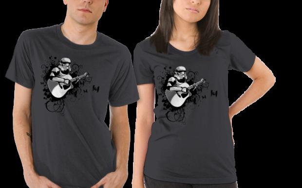 Strum Trooper Star Wars T-Shirt