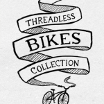 Threadlees Bikes Collection T-Shirt