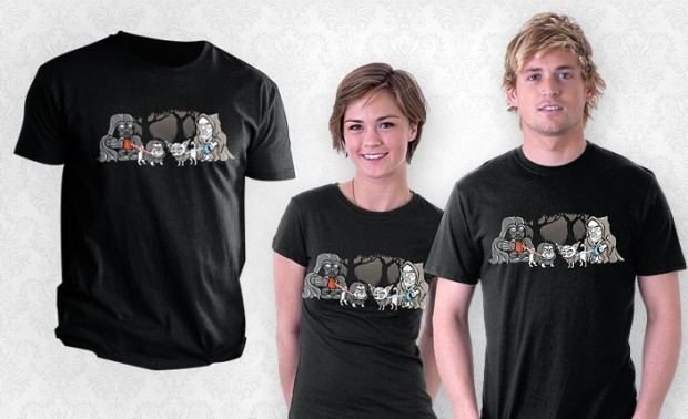 We Finally Meet Again Star Wars T-Shirt