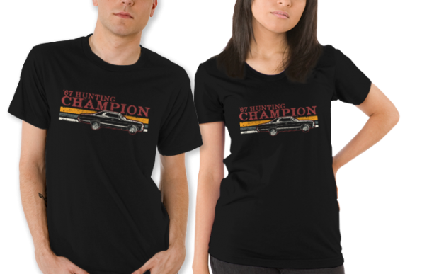 67 Hunting Champion T-Shirt