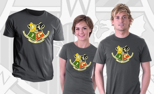 Game of Thrones: A School of Ice & Fire T-Shirt
