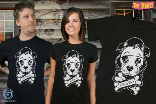Adorable Crossbones T-Shirt